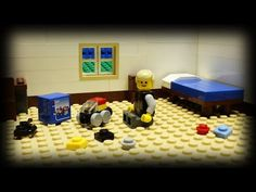 """The Builder - """"The LEGO Movie"""" Promotion - YouTube"""