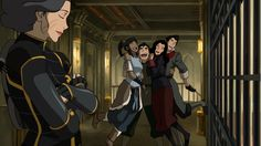 Team Avatar is back and my heart is very happy.
