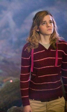 """Emma Watson in """"Harry Potter And The Order Of The Phoenix"""""""