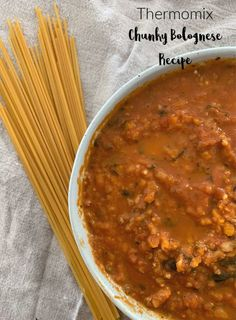 Our easy Thermomix Chunky Bolognese recipe is packed with vegetables, freezer friendly and most importantly, a hit with the kids! Easy Family Dinners, Easy Meals, Thermomix Recipes Healthy, Vegetable Pasta Bake, Lunch Box Recipes, Dinner Recipes, Yummy Recipes, Bolognese Recipe, Risotto Recipes