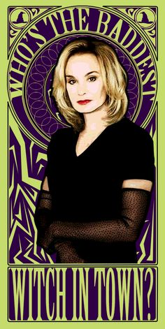 Fiona Goode--Gonna channel some Jessica Lange for The Crucible #Abigail #Fiona #crazywitches