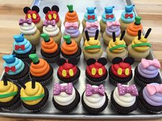 Cars Disney Cupcakes Mickey Mouse 61 Ideas Cars Disney Cupcakes Mickey Mouse 61 IdeasYou can find Mickey mouse cupcakes and more on our website. Mickey 1st Birthdays, Mickey Mouse First Birthday, Mickey Mouse Clubhouse Birthday Party, Mickey Party, Disney Mickey Mouse, Mickey Birthday Cakes, Disney Disney, Disney Cars, Mickey Mouse Cupcakes