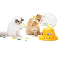 Kitty City Butterfly Blast Exclusive To PetPlanet Cat Products for Sale