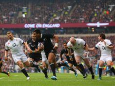 England 22 New Zealand 30 match report: Gallant England seen off by Julian Savea's killer blow