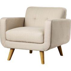 Mercury Row® Cressida Tufted Club Chair