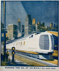 """(101) Atomic Samba - Just LOVE these visions of a """"Steam"""" world..."""