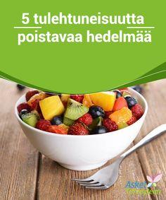 5 tulehtuneisuutta poistavaa hedelmää  Eräät #hedelmät lievittävät #tehokkaasti elimistön #tulehtuneisuutta.  #Luontaishoidot