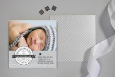 One Project Nursery reader will win 100 birth announcements or 100 baby shower invitations from the adorable line of baby stationery from Basic Invite.