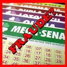 Senador Alvaro Dias denuncia fraudes na Mega Sena que envolve milhões em lavagem de dinheiro e pede investigação da Caixa Economica Federal.