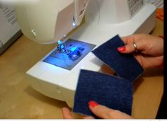 Post image for How to Sew a French Seam (Video Tutorial) | French seams are useful whenever you have raw edges of fabric that need to be hidden or secured.