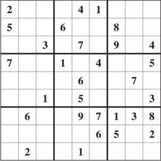 Irresistible image in washington post sudoku printable