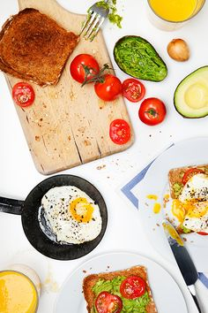 simple breakfast recipe | designlovefest
