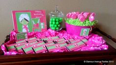 Spa Party Birthday Party Ideas   Photo 9 of 37   Catch My Party