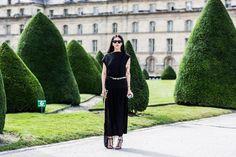 Vamos para a segunda parte dos looks de street style na semana de alta-costura em Paris? Se você perdeu o primeiro, ele está dois posts atrás, viu? Vale a pena! ;-)