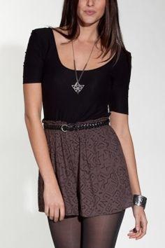 OBEY CLOTHING - SHORTS - WOMENS - StyleSays