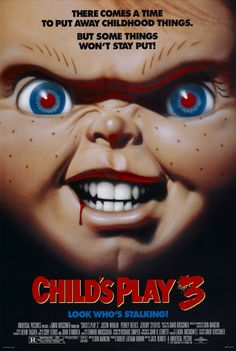 Child's Play 3: Look Who's Stalking (1991)