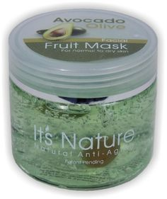 It's Nature - Natural Anti-Aging with Dead Sea Minerals, Brazilian Avocado and Green Olive Nectar Mineral Facial Mask for Normal to Dry Skin by It's Nature Natural Anti-Aging & Dead Sea Minerals. $11.71. for facial use; around the eyes and neck. A serum, cream or make-up; can be applied above. Use the product only for the purpose it was meant to be used. Keep away from children, do not swallow; avoid contact with your eyes. A unique and intense moisturizing and nouri...