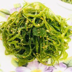 Seafood Recipes, Gourmet Recipes, Cooking Recipes, Cooking Instructions, Sashimi, Bento Box, Seaweed Salad, Junk Food, Japanese Food
