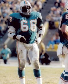 Larry Little, Miami Dolphins