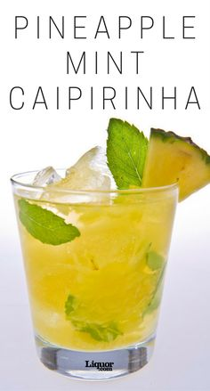 Dive into cachaça with this fun and fruity take on the Brazilian Caipirinha! Try this recipe for an extra summery twist on the classic.
