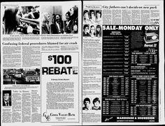 Vintage Bearcat III Scanner Radio Ad