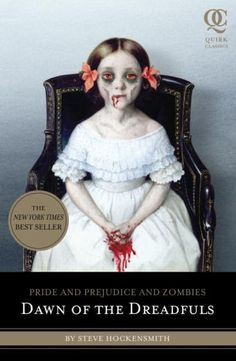 """When a funeral at the local parish goes strangely and horribly awry and corpses suddenly spring from the soft earth, only one person can stop them. As the bodies pile up, Elizabeth Bennet evolves from a naive young teenager into a savage slayer of the undead in this prequel to """"Pride and Prejudice and Zombies."""""""