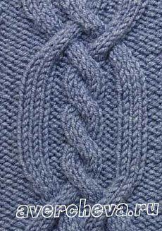 Pattern 644 to pullover Tunisian Crochet Patterns, Cable Knitting, Loom Knitting Patterns, Knitting Designs, Knitting Stitches, Hand Knitting, Stitch Patterns, Knit Crochet, Knitting Tutorials