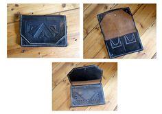 Vintage Leather, Leather Clutch, Wordpress, Storage, Bags, Home Decor, Purse Storage, Handbags, Decoration Home