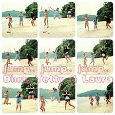 jump at Kiluan Bay