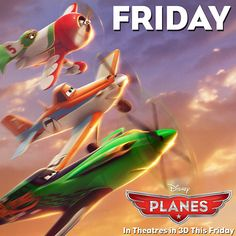 Are you ready for takeoff? Get your boarding passes for Disney's Planes: http://di.sn/rAH
