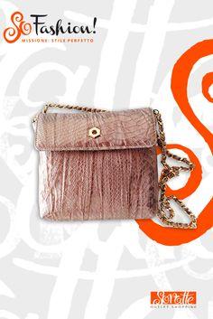 Pochette GF Ferrè IT FASHION, Prezzo retail €119 - Prezzo outlet €72.