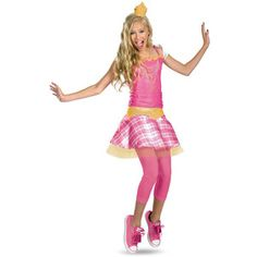 Sleeping Beauty Costume - Find the look and style you want in your Aurora Sleeping Beauty Costume this Halloween by browsing a selection of Aurora costumes. Disney Outfits Girls, Disney Costumes For Kids, Tween Halloween Costumes, Cute Costumes, Girl Costumes, Costume Ideas, Disney Clothes, Halloween Ideas, Movie Costumes