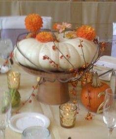 Fall wedding at Oakhurst Clarkston Parsonageflowers.com