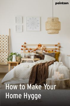 Hygge is the Danish lifestyle that has grown in popularity, especially with interior design and decor ideas. It's time to shine is now as we make our homes cozier for winter with warm blankets, plush pillows, and soft candlelight. Now you can relax in comfort with these tips on how to capture more Hygge in your space.