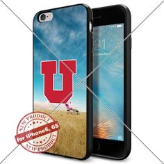 WADE CASE Utah Utes Logo NCAA Cool Apple iPhone6 6S Case #1654 Black Smartphone Case Cover Collector TPU Rubber [Breaking Bad] WADE CASE http://www.amazon.com/dp/B017J7P4NO/ref=cm_sw_r_pi_dp_irsxwb1ZGQBDY