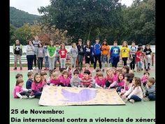 DIA.CONTRA.A.VIOLENCIA.DE.XENERO Videos, Content, Music, Youtube, International Day, Musica, Musik, Muziek, Music Activities