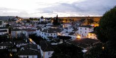A View of Obidos, Portugal
