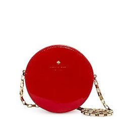 normandy park dot bag red purse pin-up style Cruise Fashion, Bow Jewelry, Red Handbag, Red Purses, Style And Grace, Pin Up Style, Michael Kors Jet, Fashion Bags, Fashion Ideas