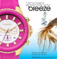 "A new ""Breeze"" is blowing... Can you feel it? www.breezewatches.com"