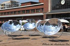 Lapin Kulta Solar kitchen at Teurastamo, Helsinki