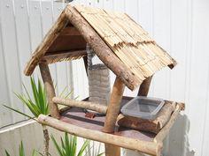 Aproveitar a Vida!: Projecto da semana - Casa de pássaros