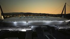 Juventus Stadium!