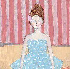 mary by amanda blake art