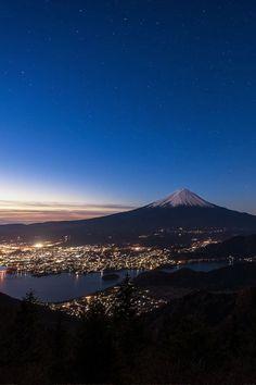 Mt. Fuji, Japan Monte Fuji, Wonderful Places, Beautiful Places, Mount Fuji Japan, Landscape Photography, Nature Photography, Fuji Mountain, Aesthetic Japan, Japanese Landscape