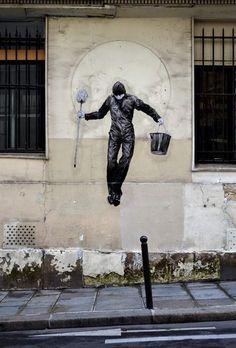 PASTE-UP STREET ART - street-a-tag