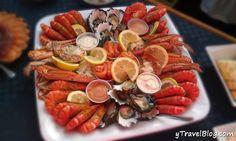 Love seafood,