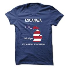 Escanaba is where my story begins. :)