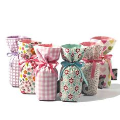 Boxed Set of Lavender Bags
