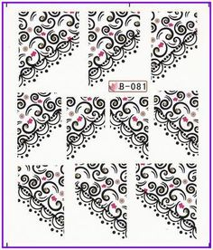 Nails - NAIL ART - WATER TRANSFER - TIPS - PATTERN for sale in Virginia (ID:219130881) Water Transfer, Nail Art, Nails, Creative, Virginia, Pattern, Stuff To Buy, Stuff Stuff, Finger Nails
