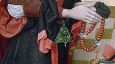 Triptychon der hl. Sippe, um 1510, cologne